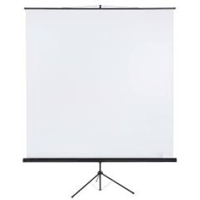 Target Projector Screen Tripod 240 by 240cm