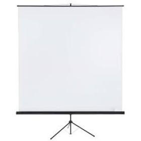 Target Projector Screen Tripod 240 by 240cm