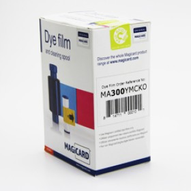 Magicard MA300YMCKO color Printer Ribbon
