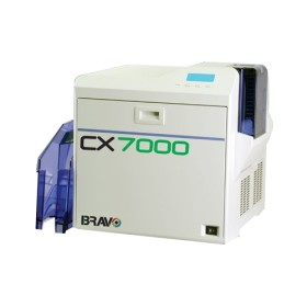 Bravo CX 7000 ID Card Printer