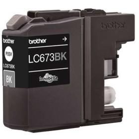 Brother LC673BK Black Ink Cartridge