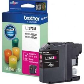 Brother LC-673M magenta Ink Cartridge