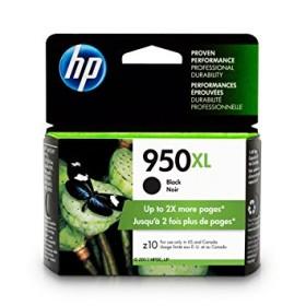 HP 950XL High Yield Black Original Ink Cartridge CN049AN