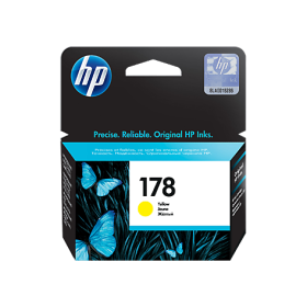 HP 178 Yellow Ink Cartridge CB320HE