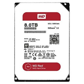 WD Red 8TB NAS hard disk – WD80EFZX