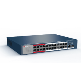 Hikvision DS-3E0326p-E/M 24 port POE switch