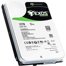 Seagate 12TB Exos X16 Enterprise HDD