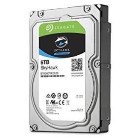 Seagate skyhawkK 6TB hard drive