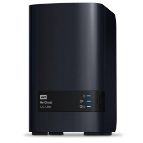 WD My Cloud EX2 Ultra 4TB NAS Storage