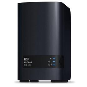 WD My Cloud EX2 Ultra 4TB NAS Storage