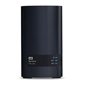 WD 8TB My Cloud EX2 Ultra NAS Storage