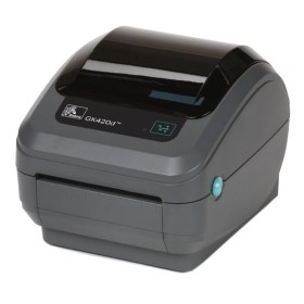 Zebra GK420d Compact Direct Thermal Desktop Label Printer