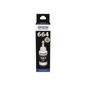 Epson T6641 original black ink cartridge