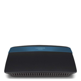 Linksys EA2700 N600 dual band WiFi Router