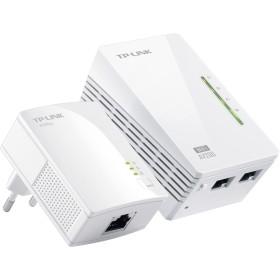 TP-LINK TL-WPA2220KIT 300Mbps AV200 WiFi Powerline Extender StarterKit
