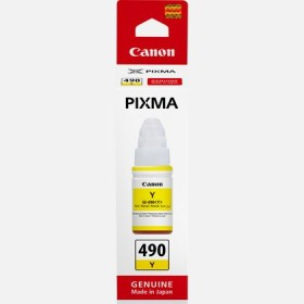 Canon GI-490 yellow ink cartridge