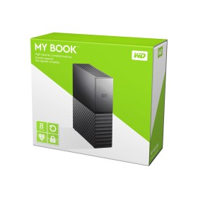 WD 8TB My Book external hard drive