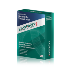 Kaspersky security for virtualization desktop