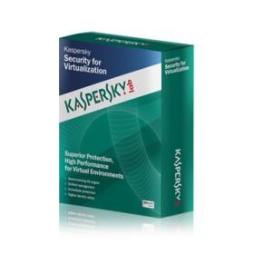 Kaspersky security for virtualization server