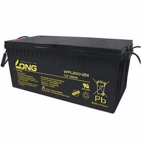 Long 200A 12v battery