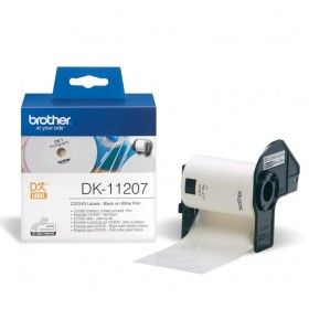 Brother dk-11207 tape