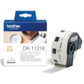 Brother dk-11218 tape