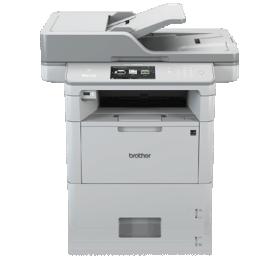 Brother MFC-L6900DW Laser Printer