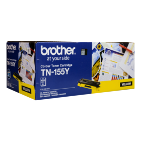 Brother TN-155Y yellow toner cartridge