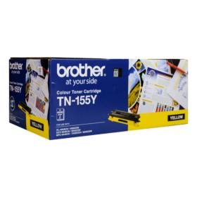 Brother TN-155Y yellow toner cartridge