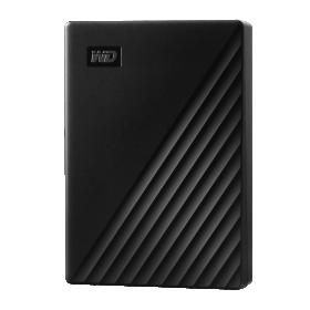 WD My Passport 4TB Portable Hard Drive USB 3.0