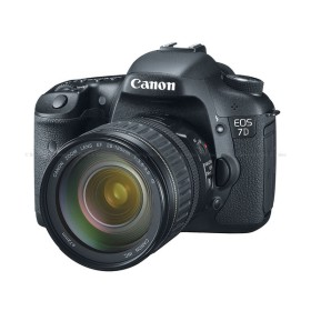 Canon EOS 7D mark ii digital SLR camera with EF-S 18-135mm