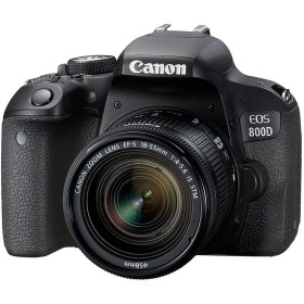 Canon EOS 800D DSLR camera with 18-55mm single lens kit
