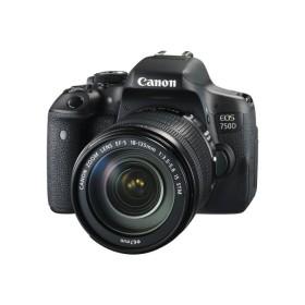 Canon EOS 750D digital SLR camera
