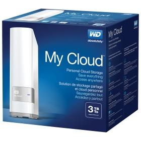 Western Digital my cloud 3TB external hard drive