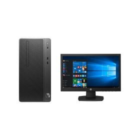 HP 290 MT Intel core i5 4GB 1TB desktop 18.5 inch monitor