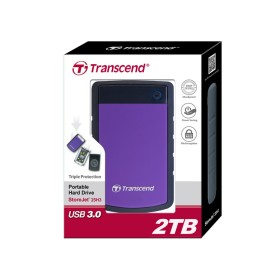 Transcend 2TB Portable External hard drive