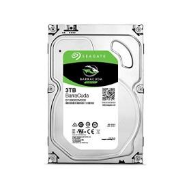 Seagate Barracuda 3TB internal hard drive