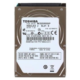 Toshiba 500GB Laptop sata internal Hard drive