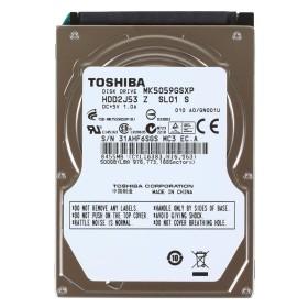 Toshiba 500GB Laptop sata internal Hard drive