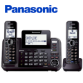 Panasonic KX-TG9542B Link2Cell 2-Line Cordless Phone