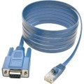 Serial console cable rj45 to DB9