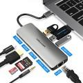 Vention 9-in-1 USB Type C Hub